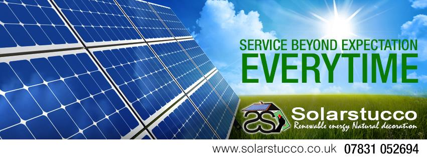 Solar Stucco Ltd